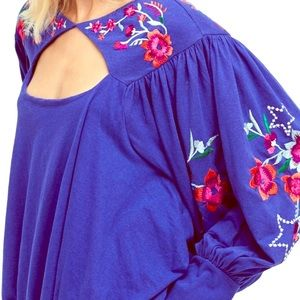 Free People NWT TOP Large